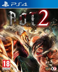 AOT 2 (Attack On Titan 2)