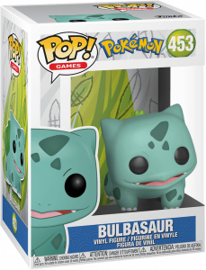 Funko POP! – Games – POKEMON – Bulbizarre (Bulbasaur) – 453