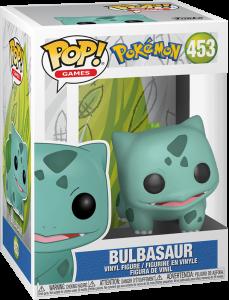 Funko POP! – Games – POKEMON – Bulbizarre (Bulbasaur) – 453