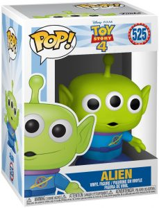 FUNKO POP! – TOY STORY 4 – ALIEN – 525