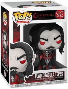 FUNKO POP! – ANIMATION – CASTLEVANIA – VLAD DRACULA TEPES – 582