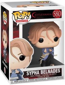 FUNKO POP! – ANIMATION – CASTLEVANIA – SYPHA BELNADES – 580