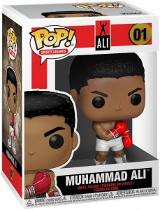 FUNKO POP! – SPORTS LEGENDS – ALI – MUHAMMAD ALI – 01