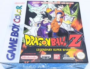DRAGON BALL Z LEGENDARY SUPER WARRIORS (PAL)