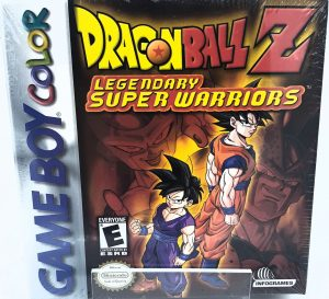 DRAGON BALL LEGENDARY SUPER WARRIORS (US)