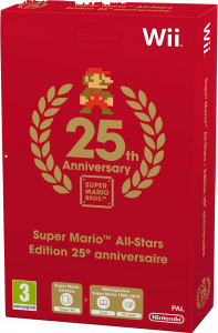SUPER MARIO ALL-STARS EDITION 25th ANNIVERSARY