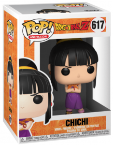 FUNKO POP! – ANIMATION – DRAGON BALL Z – CHICHI – 617
