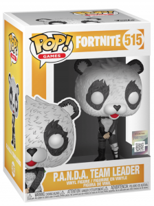 FUNKO POP! – GAMES – FORTNITE – P.A.N.D.A TEAM LEADER – 503