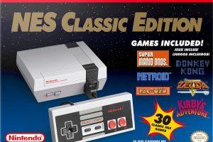 NES CLASSIC EDITION – US MODEL
