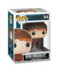 FUNKO POP! – HARRY POTTER – RON WEASLEY – 54