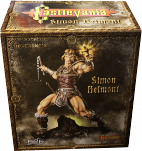 CASTLEVANIA'S SIMON BELMONT – F4F – EXCLUSIVE EDITION 192/299