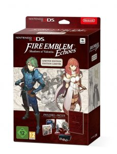 FIRE EMBLEM ECHOES – SHADOWS OF VALENTIA EDITION LIMITÉE