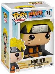 FUNKO POP! – ANIMATION – NARUTO SHIPPUDEN – NARUTO – 71