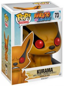 FUNKO POP! – ANIMATION – NARUTO SHIPPUDEN – KURAMA – 73