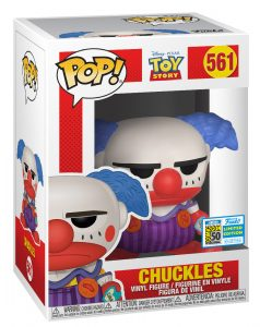FUNKO POP!  – TOY STORY – CHUCKLES – 561