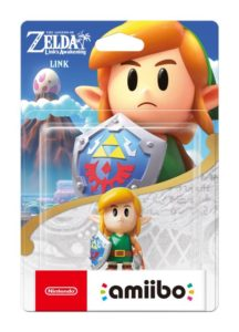 Amiibo – LINK (The Legend Of Zelda : Link's Awakening)