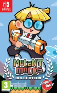 MUTANT MUDDS COLLECTION (Super Rare Games – #05)