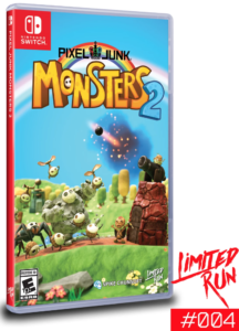 PIXELJUNK MONSTERS 2 (Limited Run Edition – #04)