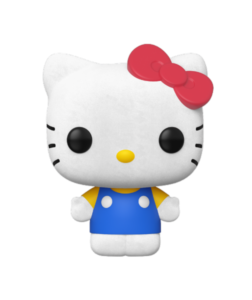 Hello Kitty – HELLO KITTY CLASSIC FLOCKED – 28 – INSIDE