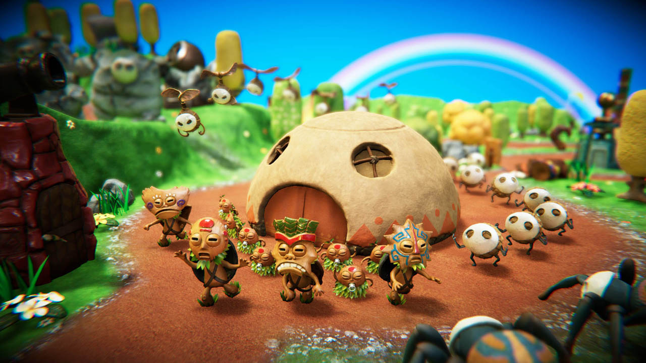 PIXELJUNK MONSTERS 2 (Limited Run Edition