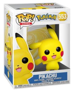 Funko POP! – Games – POKEMON – Pikachu – 553