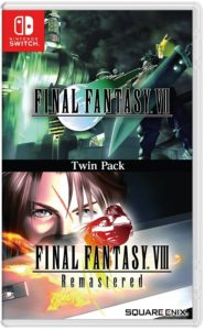 Final Fantasy VII / VIII Remastered – TWIN PACK