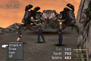 Final Fantasy 7-8 remastered – ff8 02