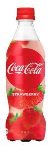Coca-Cola Strawberry (Fraise)