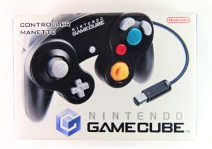Gamecube Controller BLACK / Official