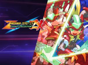 Megaman ZX Zero Legacy Collection – COVER – JAP – 00