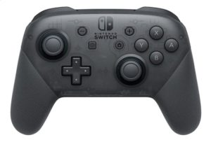 Switch Pro Controller inside