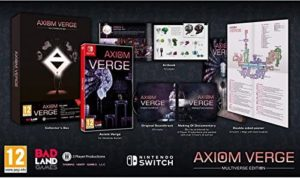 Axiom Verge Multiverse Edition – PAL – inside