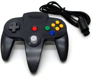 Controller N64 – BLACK – inside