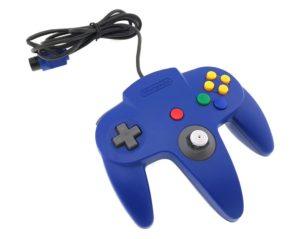 Controller N64 – BLUE – inside