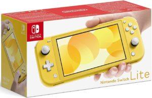 Nintendo Switch Lite YELLOW (Jaune)