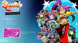 Shantae 1-2 Genie Hero ULTIMATE EDITION – PAL – 00