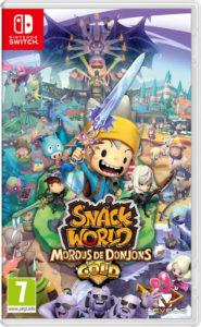 Snack World : Mordus de Donjons – GOLD