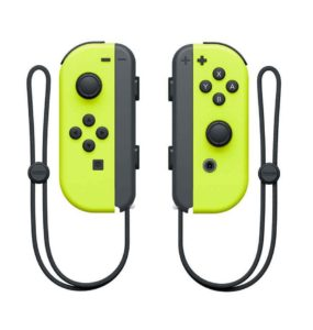 Switch Joy-Cons – NEON YELLOW – inside