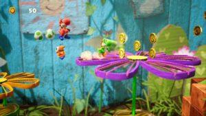 Yoshi's Crafted World – PAL – 02