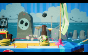 Yoshi's Crafted World – PAL – 03