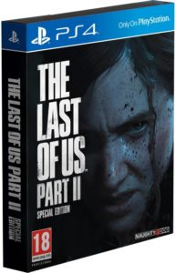 The Last Of Us PART II – Edition Spéciale
