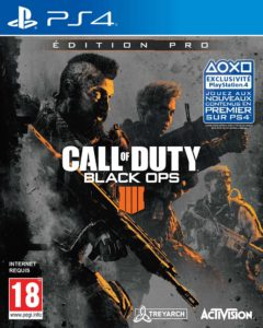 Call of Duty Black Ops 4 Edition Pro