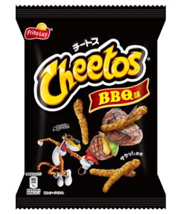 "Cheetos ""Saveur BBQ"""