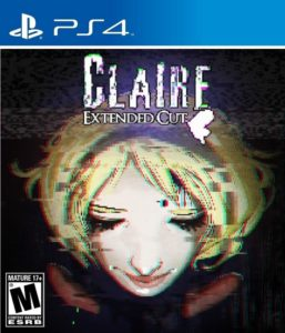 Claire : Extended Cut Limited Run