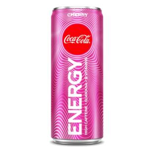 Coca-Cola Eenergy – Cerise