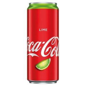 Coca-Cola – Lime Taste