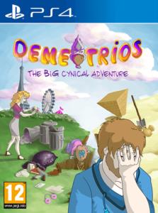 Demetrios : The Big Cynical Adventure
