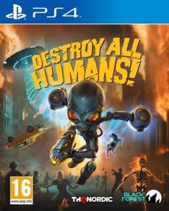 Destroy All Humans !