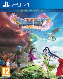 Dragon Quest XI : Echo Of an Exclusive Age Edition Of Light