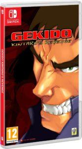 Gekido Kintaro's Revenge (Switch)